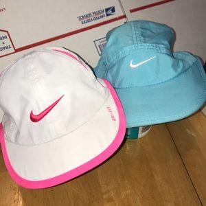 Nike toddler dri-fit adjustable hats *bundle*